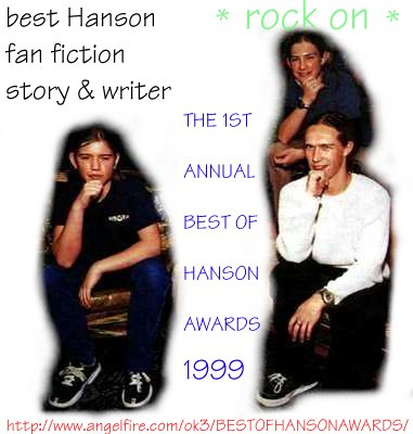 Best Story and Writer