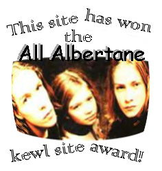 All Albertane Award