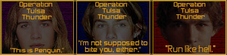 Operation Tulsa Thunder!