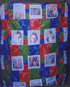 Hanson Quilt by Erica and Mom